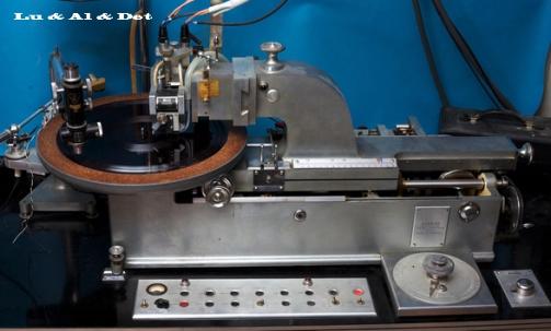 Scully; Vinyl Mastering