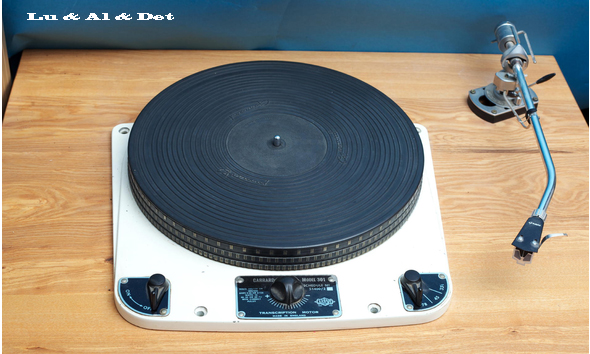 Legendary DJ-Turntable