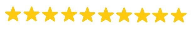 Sternenreihe